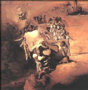 لوحات رااائعة للفنان سلفادور دالي