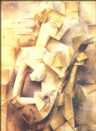 الرسام الشهير بيكاسو