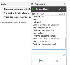 ترجمة محادثة جوجل