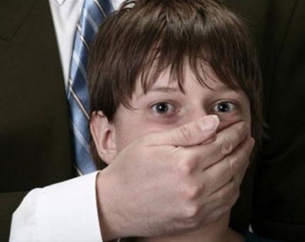 التحرش الجنسي بالأطفال