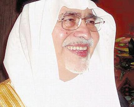 الدكتور عبدالعزبز خوجة